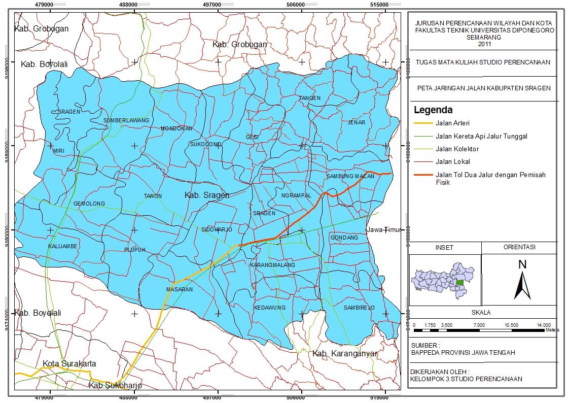 Peta Kami | studioperencanaan2011